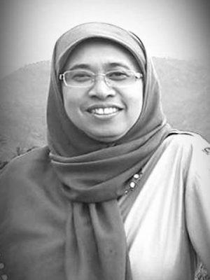Rahmawati Husein, MCP, MA